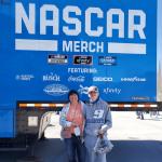 Teen boy with schizencephaly visits Bristol Motor Speedway