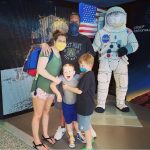 Young boy with autism enjoys LEGOLAND with family