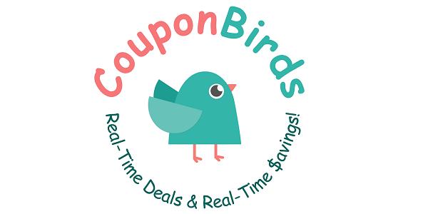 CouponBird logo