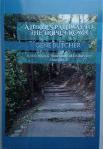 Book Cover - A Hiker's Pathway